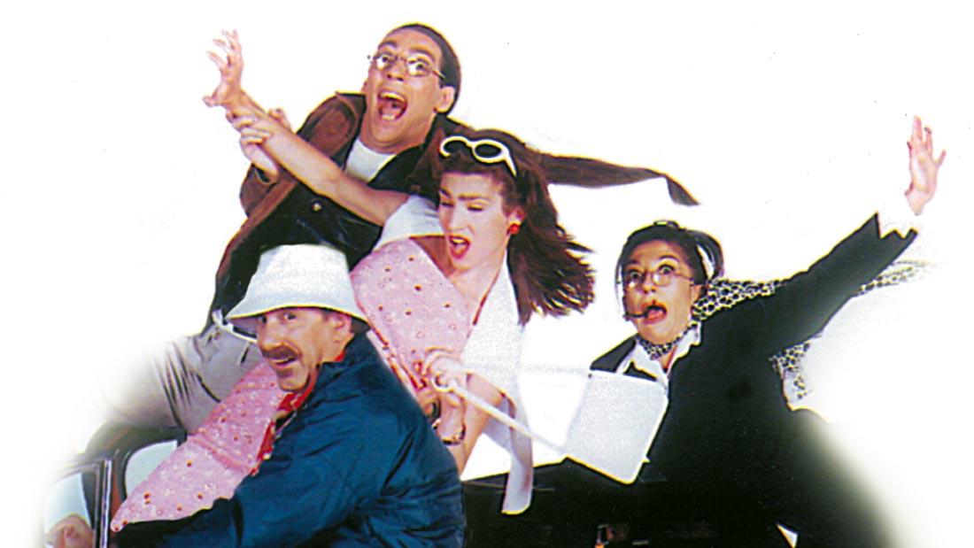 Alarma Obra en el Teatro El Nacional