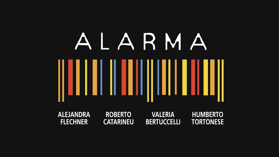 Alarma la obra - en el Teatro El Nacional