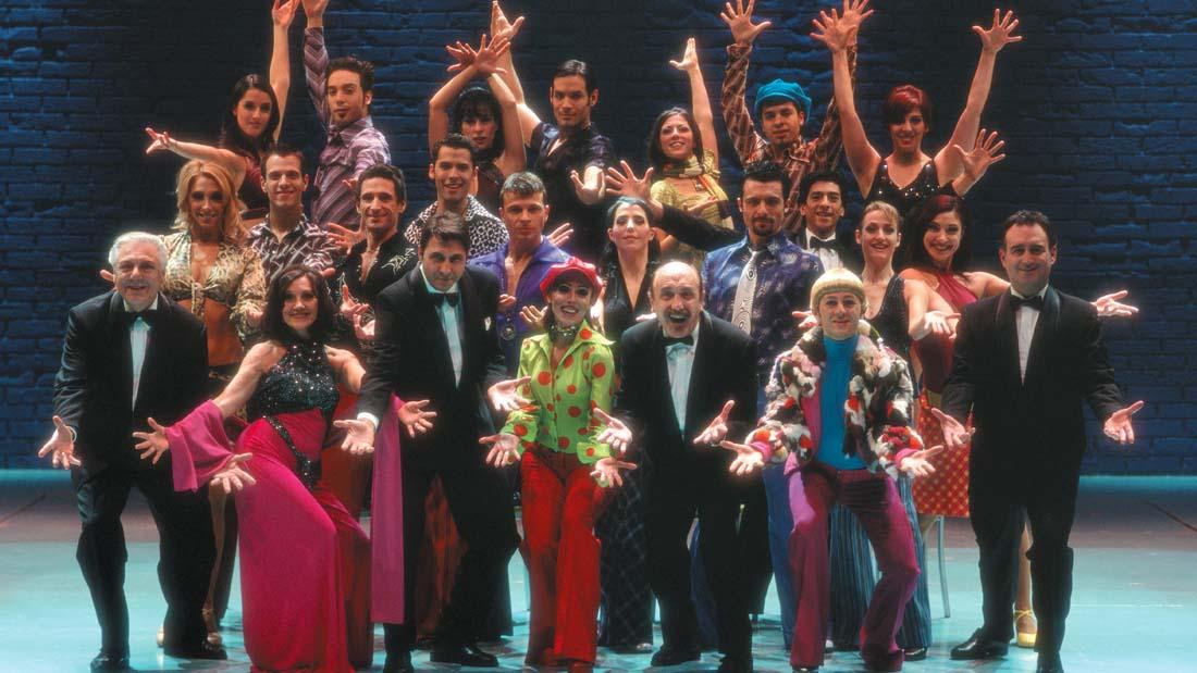 Aplausos (2004) Elenco - Obras Teatro El Nacional