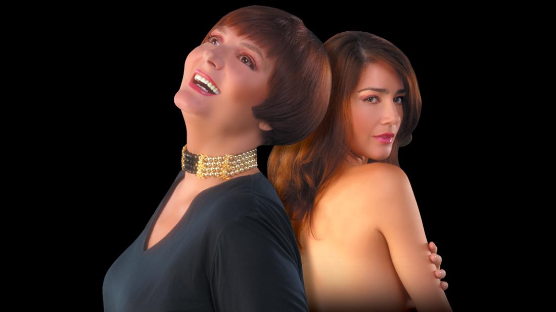 Claudia Lapaco y Paola Krum en Aplausos (2004) - Obras Teatro El Nacional
