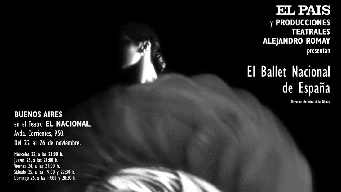 El Ballet Nacional de España - Teatro El Nacional