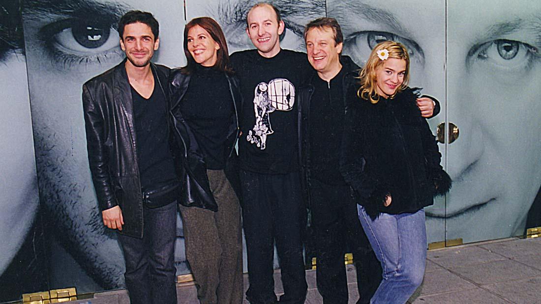 Closer 1999 - Susu Pecoraro, Leonardo Sbaraglia, Jorge Marrale, Leticia Bredice